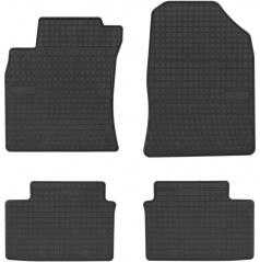 Gumové koberce-gumové autokoberce, Subaru Outback IV, 2009-2014
