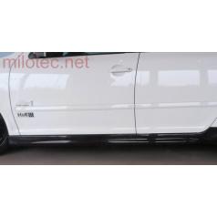 Rozšírenie prahov, ABS-čierna metalíza, Octavia II, Octavia II Facelift