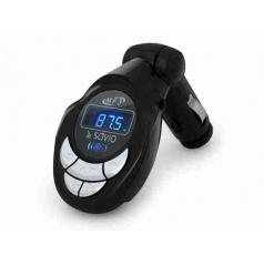 MP3 / WMA FM modulátor (transmitter) hlavne pre staršie autá