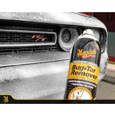 Meguiars Heavy Duty Bug Tar Remover penový odstraňovač hmyzu a asfaltu 425 g