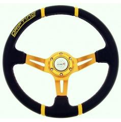 Športový volant DRIFT 350 mm