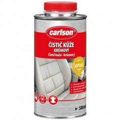 Čistič / impregnácia kože krémový Carlson 500ml