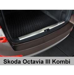 Nerez kryt- ochrana vnútorného batožinového priestoru Škoda Octavia III kombi