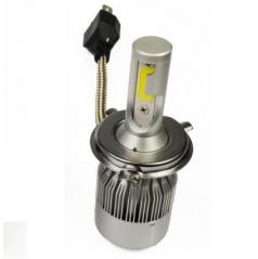 Extra silná LED žiarovka H4 do hlavných svetlometov 12V / 24V 3800