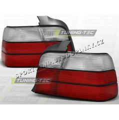 BMW E36 90-99 Zadné lampy kryštalické (LTBM08) - sedan
