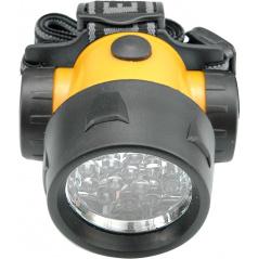 Lampa montážní LED 17 - čelová