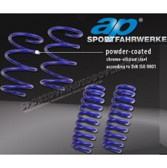 ap Sportfahrwerke športové znížené pružiny Fiat (Croma, Tempra)