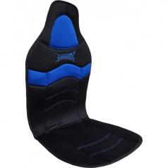 Podložka na sedadlo-Sport-modro / čierna