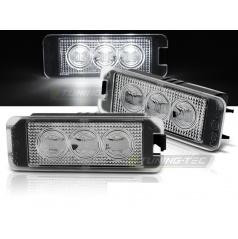 VW LED osvětlení SPZ (PRVW07)