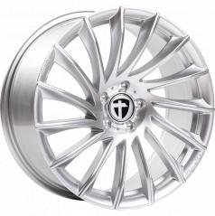 Alu koleso Tomason TN16 silver 7,5x17 4x100 ET35