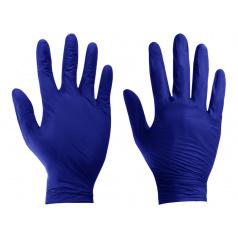 Profesionální nitrilová rukavice  vel. M  (8) 1 ks