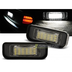 LED osvětlení SPZ - Mercedes W220 09.1998-05.2005 LED Canbus (PRME04)