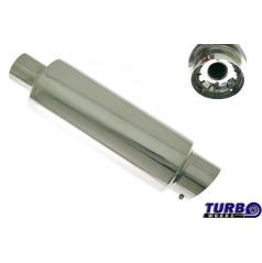 Športový výfuk TurboWorks guľatá koncovka (60 mm vstup)