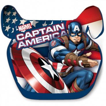 Podsedák do auta Disney 15-36 kg America-Avengers