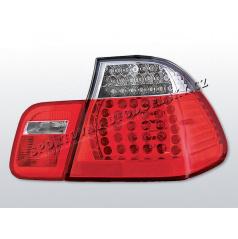 BMW E46 98-01 zadné LED lampy (LDBM07) - sedan
