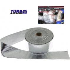 Thermopáska páska s hliníkovou vrstvou 5 cm X 10 m x 1 mm