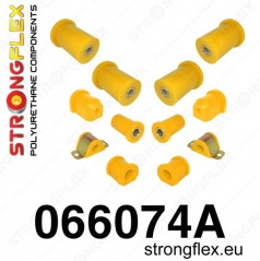 Fiat Seicento 1998-08 Strongflex Šport kompletná zostava silentblokov 12 ks