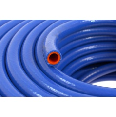Silikónové hadice - modrá priemer 10x16 mm, dĺžka 1 meter