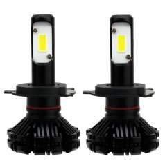 Extra silné led žiarovky H4 do hlavných svetlometov CX PRO 2 ks