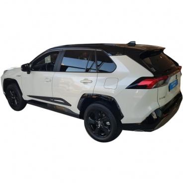 Ochranné bočné lišty na dvere, Toyota Rav4 V, 2018+