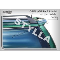 OPEL ASTRA F COMBI  (91-98) spoiler zad. dveří horní (EU homologace)