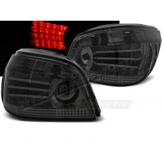 BMW E60 07.2003-07 zadné lampy smoke LED (LDBM60)