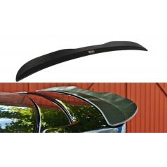 Predĺženie spojlera pre Škoda Fabia RS Mk1, Maxton Design (čierny lesklý plast ABS)