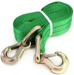 Ťažné lano 5m 60mm 9000 kg 2x hák
