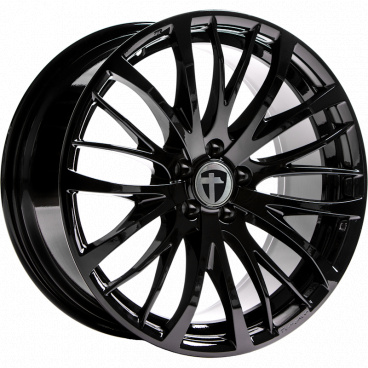 Alu kolo Tomason TN7 black 8,5x19 5x115 ET35
