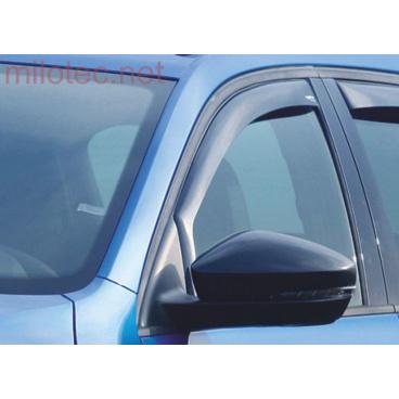 Predné deflektory okien (deflektory), Škoda Scala, 2019+
