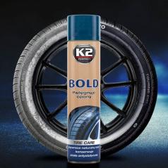 Oživovač pneumatík v spreji 600 ml K2