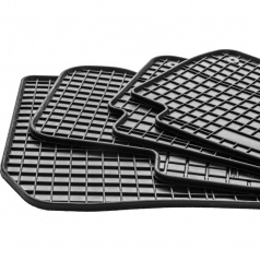 Gumové koberce-gumové autokoberce, MERCEDES W246 B-Klasse, roky 2013>