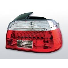 BMW E39 1995-00 zadné LED lampy (LDBM01) - sedan - skladom