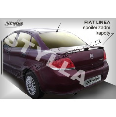 Fiat Linea 07+ spoiler zadnej kapoty