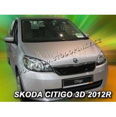 Škoda Citigo 3/5 dver. 2012+ zimná clona - kryt chladiča