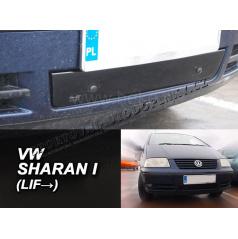 VW Sharan, 2000 - 2010, dolní zimní clona - kryt chladiče