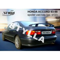 Honda Accord sedan 1993-98 spoiler zadní kapoty (EU homologace)