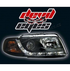 Audi A4 95-99 Devil Eyes black