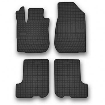 Gumové koberce, Dacia Sandero II + Stepway II, 2018+, po Faceliftu