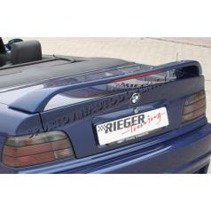 BMW E36 (séria 3) Krídlo na kufor s brzdovým svetlom (limousine, coupe, cabrio)