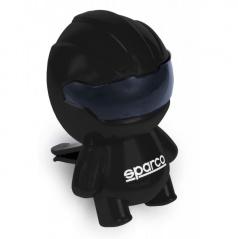 Vôňa do auta - Sparco Mr.Pilot XL black ice