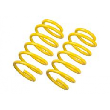 Sportovní pružiny ST suspensions ''Made by KW'' pro Seat Leon (1M) s náhonem předních kol 1.8, 1.9TDi, snížení 40/40mm