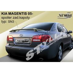 KIA MAGENTIS 05+ spoiler zad. kapoty (EU homologace)