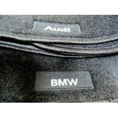 Textilné velúrové autokoberce šité na mieru - Audi 80, 1991-1995