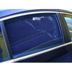 Slnečná clona - Škoda Octavia II, 2004-, limousine