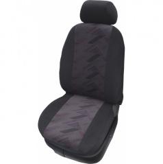 Autopotahy Velur E-Škoda Octavia II-dělená zadní sedačka+loketní opěrka-trilo