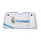 Slnečná clona pod predné sklo s logom Real Madrid 145x70 cm