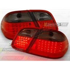 Mercedes CLK W 208 1997-02 zadní LED lampy red smoke (LDME16)