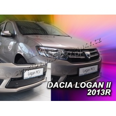 Zimná clona - kryt chladiča - Dacia Logan MVC II 5 dver., 2013+