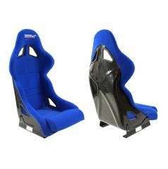 Športová pevná škrupina Bimarco Expert II modrá FIA homologácia